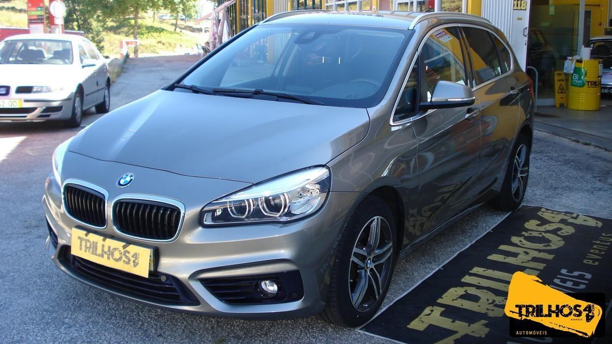 BMW 216 D ACTIVE TOURER SPORT FULL EXTRAS