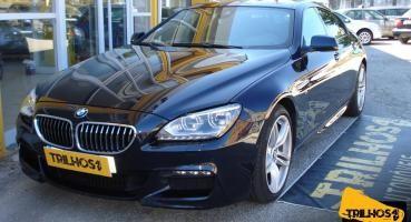 BMW 640 D GRAN COUPÉ XDRIVE PACK M